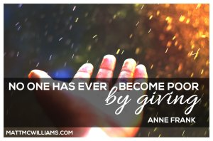 anne-frank-poor-by-giving-quote